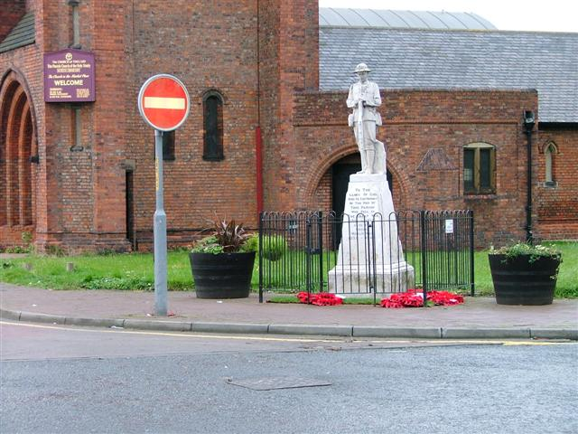 North Ormseby War Memorial