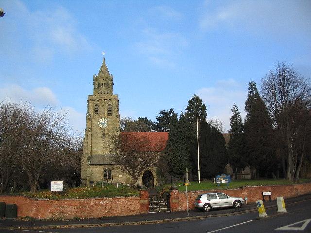 Church of St Mary Magdalene, Keyworth
