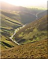 SD6598 : Long Rigg Beck by Toby Speight
