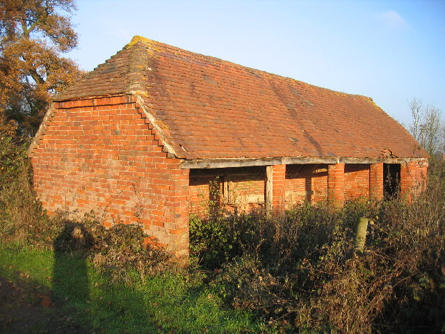 Old Barn near Dairy House Farm