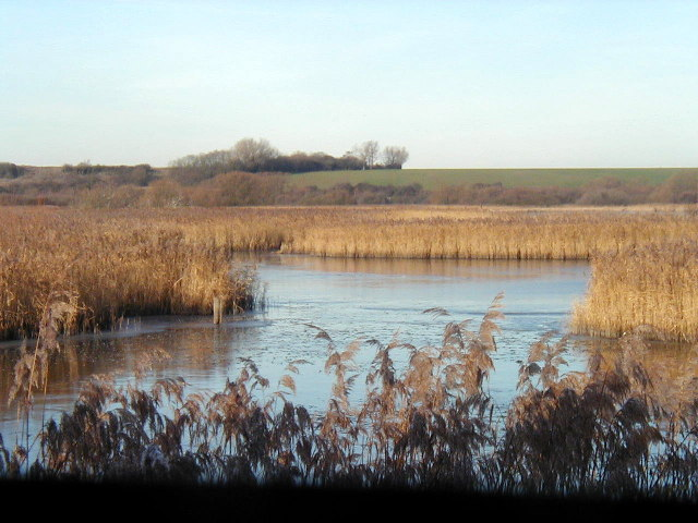 The marshes at Stodmarsh