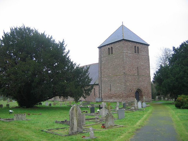 St Mary Magdalene, Little Hereford.