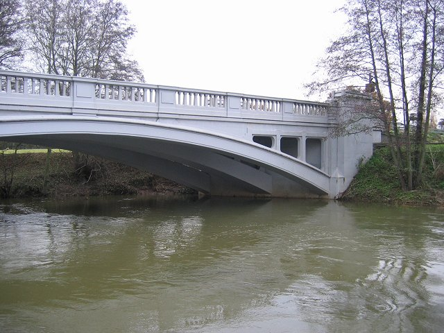 Little Hereford Bridge.