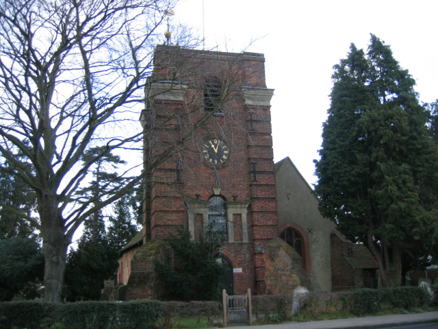 All Saints, Laleham, Middlesex