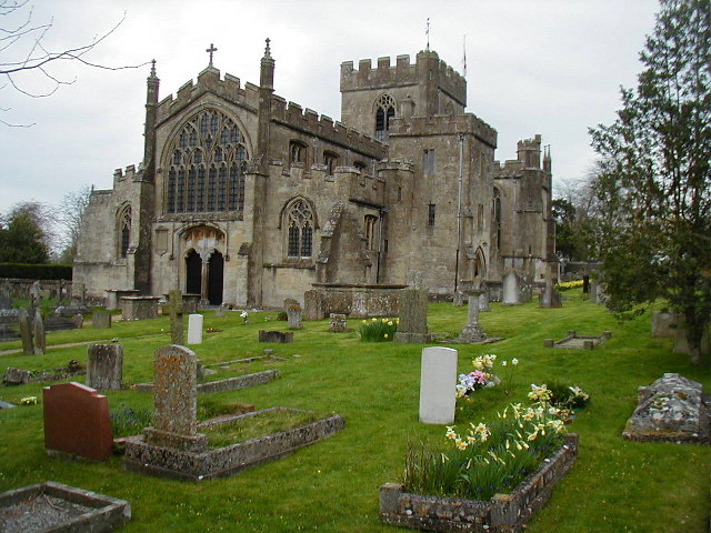 Edington Church