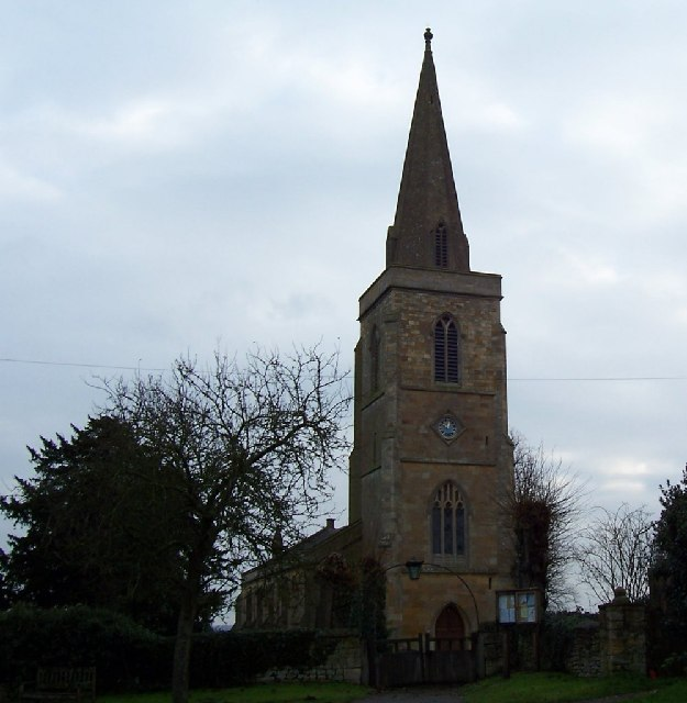 Great Wolford Church.