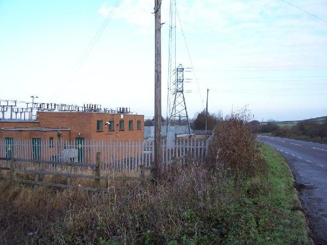 A429 Sub Station.