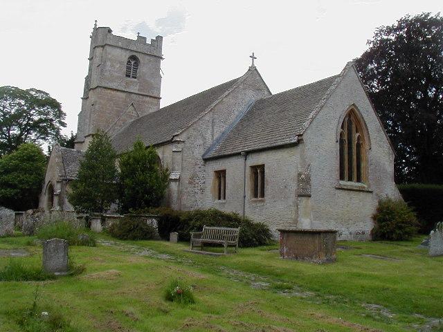 Clyffe Pypard Church