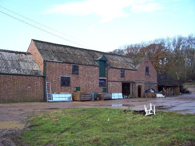 Oakham Farm.
