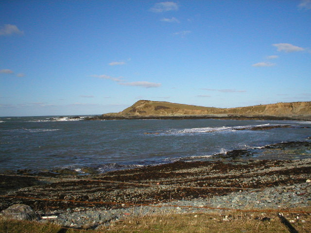 Hen Borth on NW coast of Anglesey