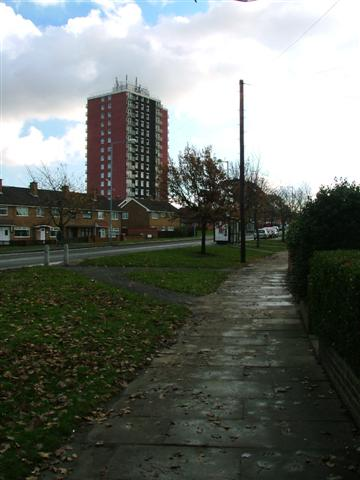 Ormesby Road, Park End