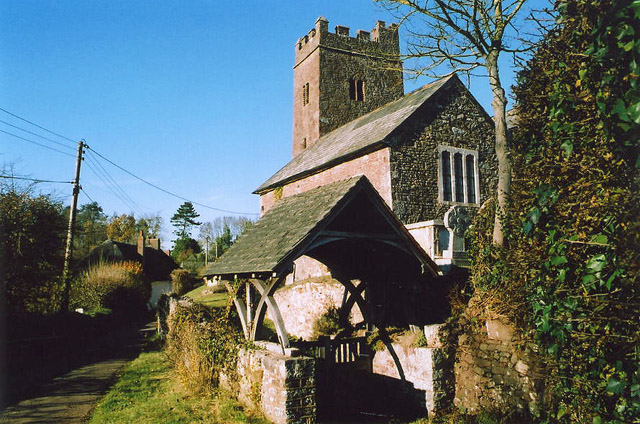 Upton Hellions: church dedicated to St Mary the Virgin