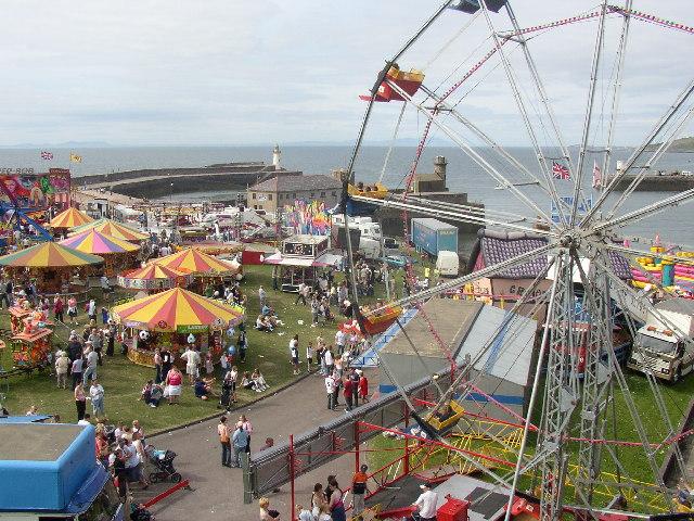 Fairground, Whitehaven