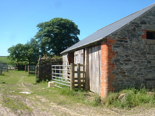 Outbuildings at Stilesweek