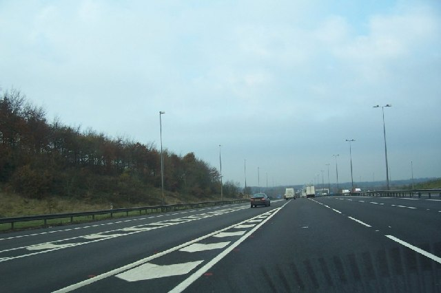 M6 Toll M6 Junction.
