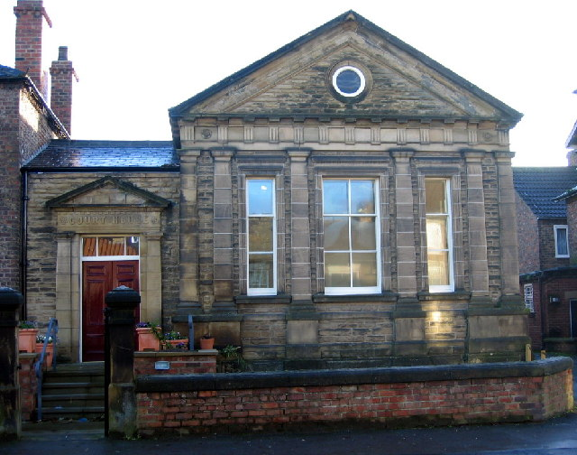 The Old Court House, Thirsk