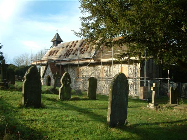 Pishill Church