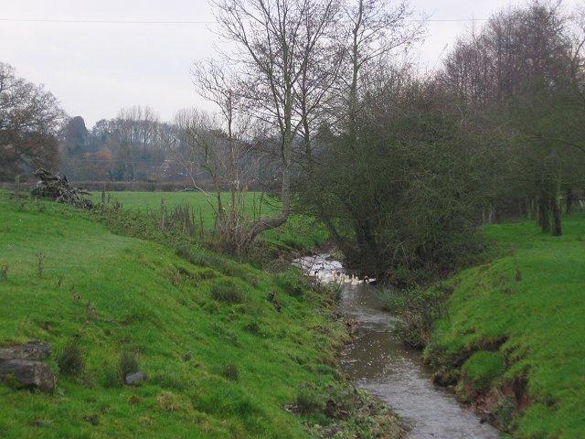 Brook, Lower Berrington.