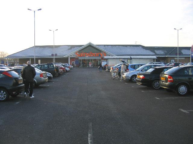 Sainsburys Superstore, Basildon