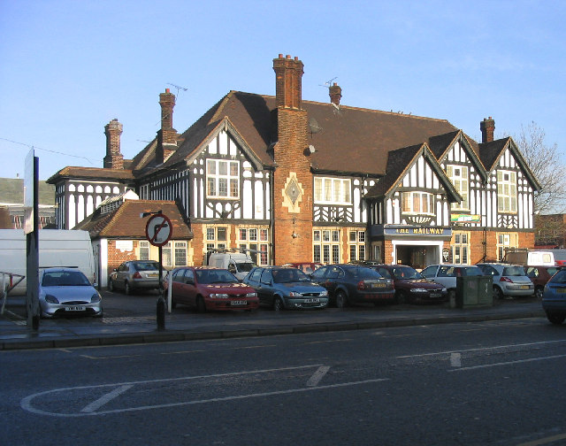 The Railway Public House, Pitsea