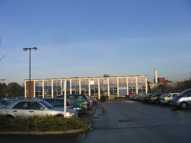 Council Offices, Fryerns, Basildon