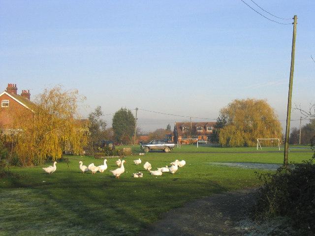 North Benfleet Hall Farm, Essex