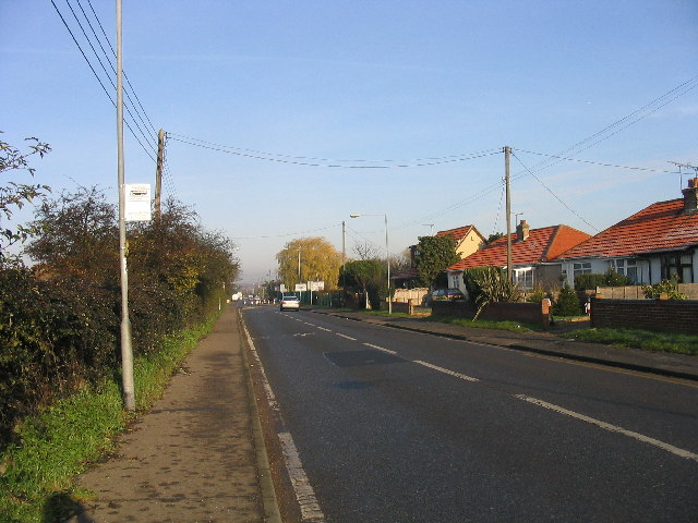Pound Lane, North Benfleet