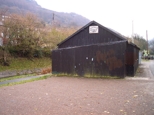 Pontywaun Spiritualist Church