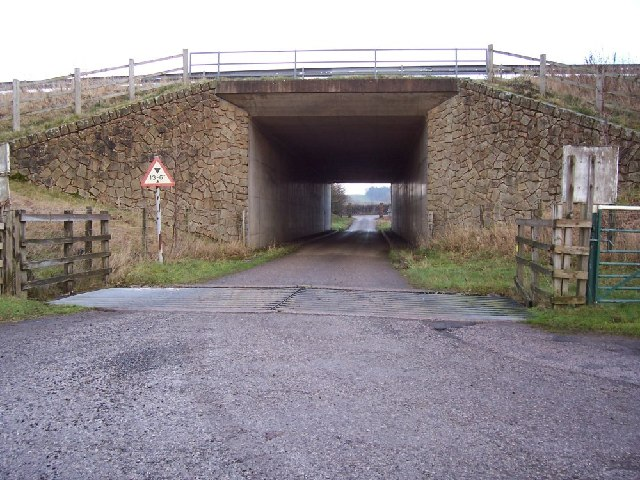Thrimby Cottages Underpass.