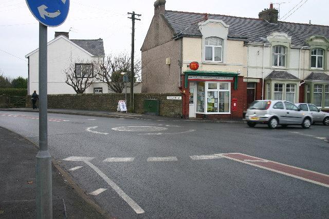 High Harrington Post Office