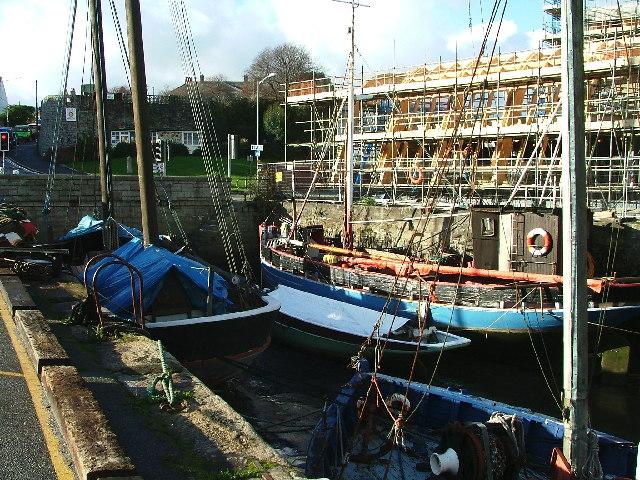 Penryn Quay