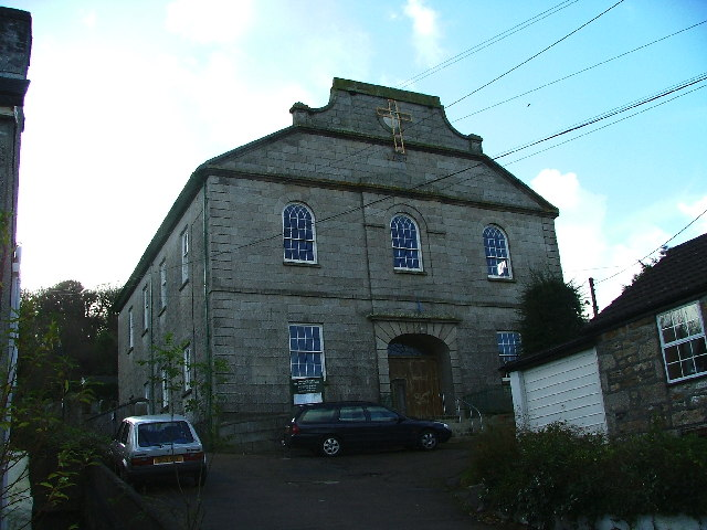 Methodist Church, Ponsanooth