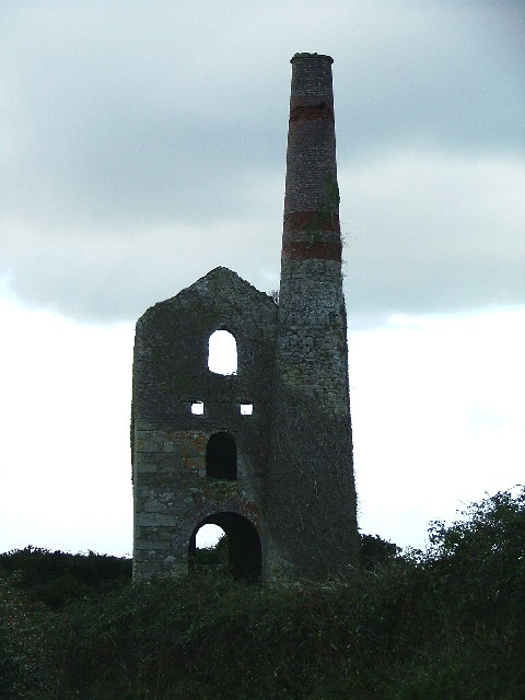 St Aubyn Union Mine, nr St. Day