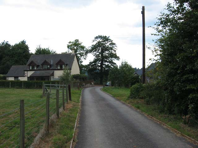 House near Eastbach