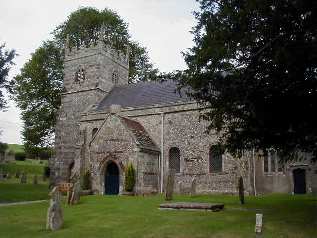 Church of St Mary the Virgin, Winterborne Stickland