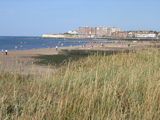 Minnis Bay, nr Margate, Kent