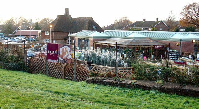 Squires Garden Centre, Crawley, West Sussex