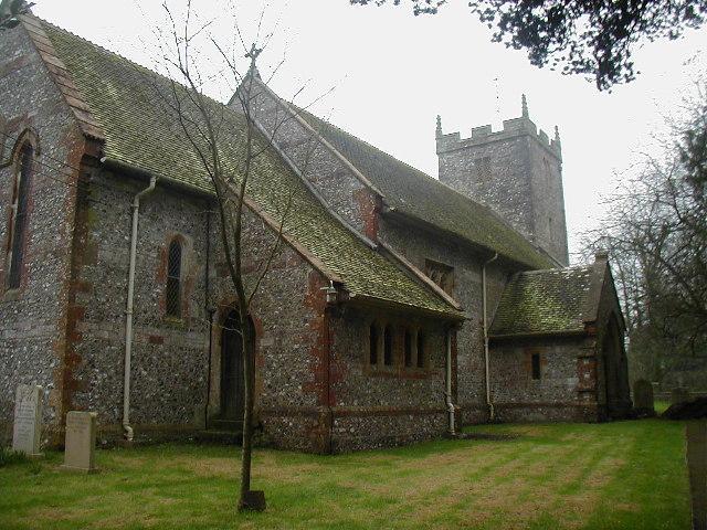 Alton Pancras Church