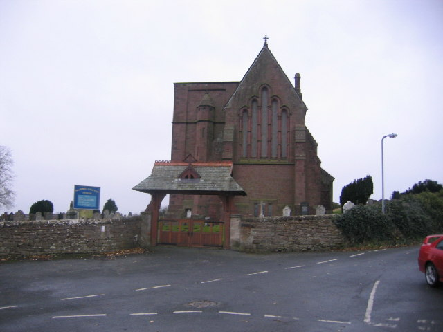 Distington Church.