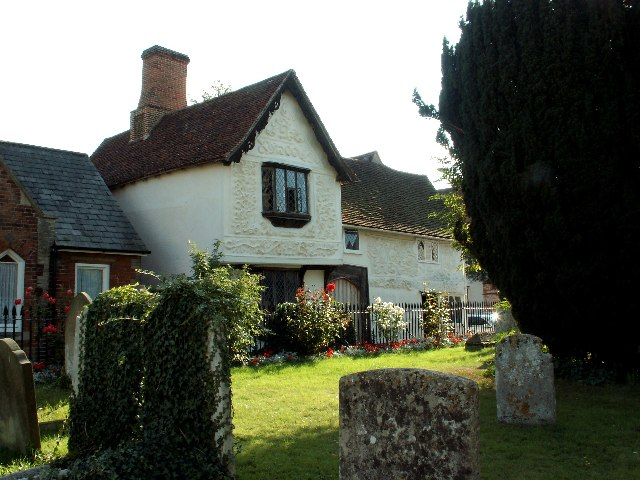 The Ancient House, Clare, Suffolk