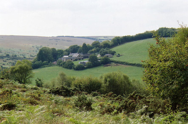 Withypool and Hawkridge: Zeal Farm