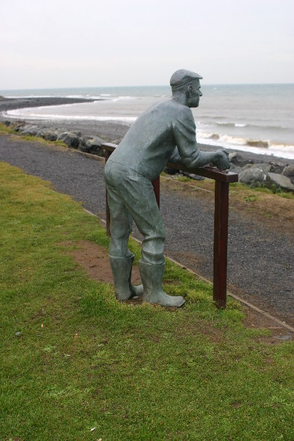 Unnamed sculpture by Andrew Brown (2005)
