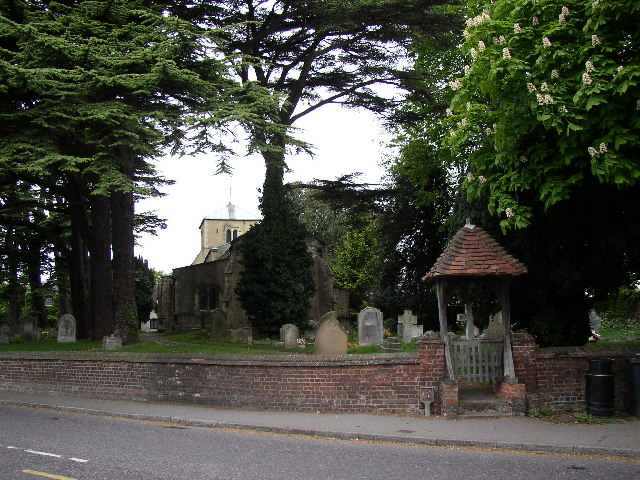 Ickleford Church