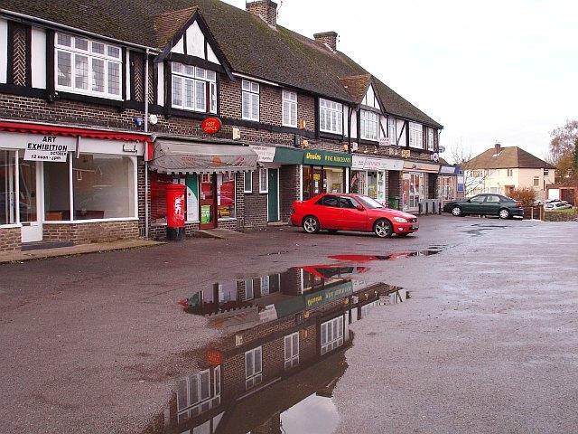 Penenden Heath Post Office