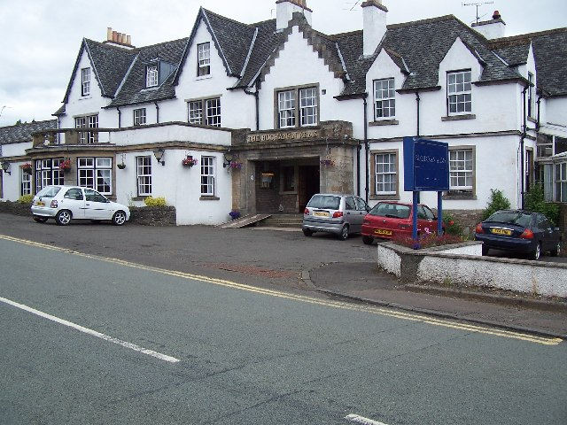 Drymen, The Buchanan Arms Hotel