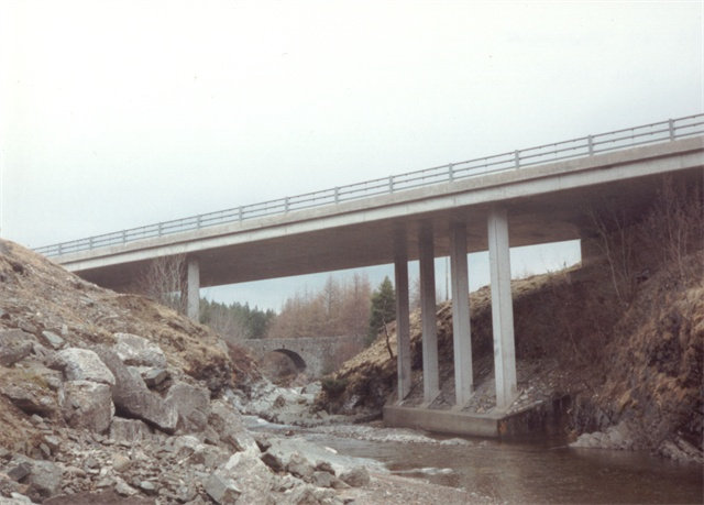 A9 at Dalnamein