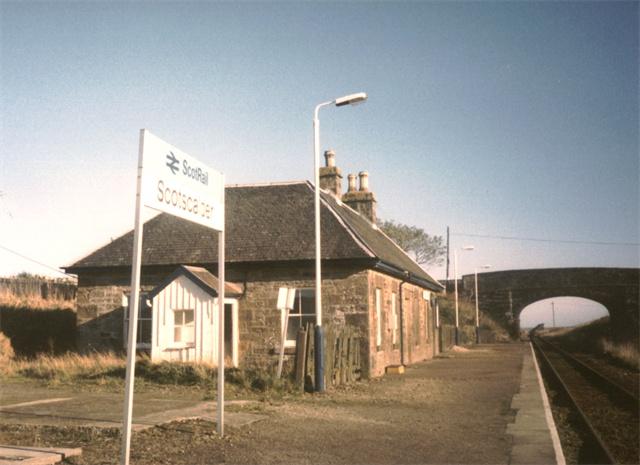 Scotscalder Station