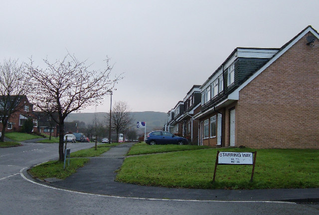Private Housing, Littleborough.