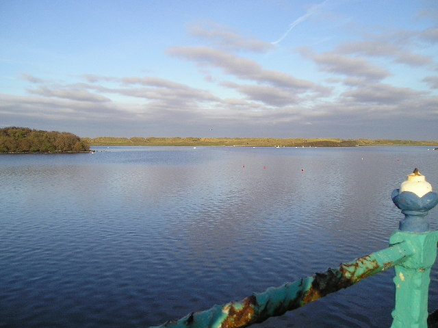 Marine Lake, Southport