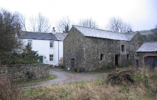 Low Rogerscale Farm.